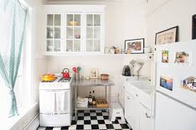 small square kitchen design ideas small kitchen design ideas worth saving apartment therapy