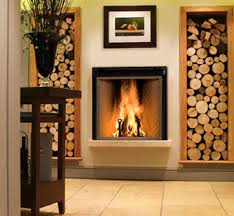 Wood Burning Fireplace by Home U0026 Hearth High Effeciency Wood Fireplaces
