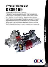 kenworth truck engines ashdown ingram alternator u0026 starter motor catalogue 2014 page