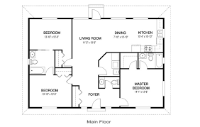 small custom home plans small open concept house plans homes floor plans