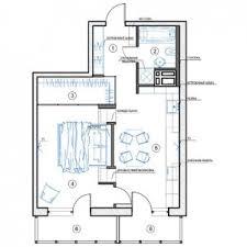 Minimalist Floor Plan Apartments Floor Plan Of Minimalist Apartment Design