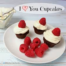healthy chocolate cupcakes with buttercream frosting my