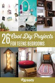 Projects For Teens Bedrooms DIY Projects Craft Ideas  How Tos - Craft ideas for bedroom