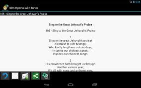 sda hymnal with tunes android apps on google play
