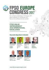 fpso europe congress 2017 brochure