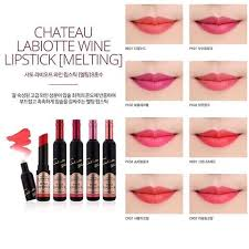 chateau labiotte wine lipstick cr02 images tagged with jualchateaulabiottewinelipstick on instagram