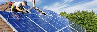 install solar how does it take to install solar panels solar