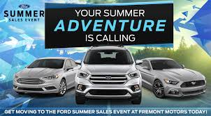 ford png ford summer sales event fremont motor company