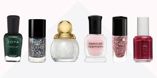 15 best holiday nail polish colors for 2017 glitter nail color ideas