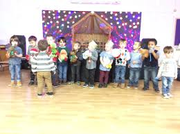 nursery christmas party with freddie the entertainer clover hill
