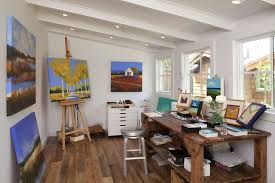 small studios art studio design ideas for small spaces modern little art and