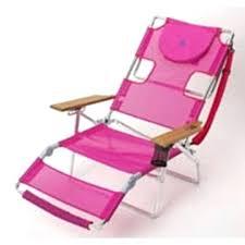 Folding Chaise Lounge Living Room Stylish Ostrich Folding Chaise Lounge Chair 60s