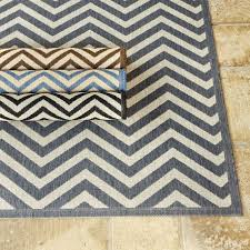 chevron stripe indoor outdoor rug european inspired home