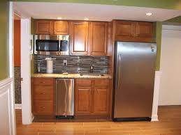 kitchen classy basement finishing cost to build a kitchenette