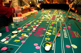 Craps Table To Downtown Las Vegas For The Best Craps