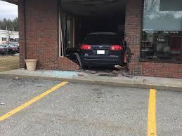 car crashes into acton nail salon acton ma patch
