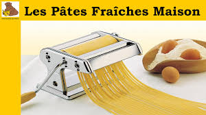 comment cuisiner des pates les pâtes fraîches maison recette facile hd