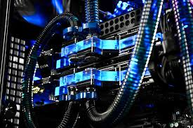 cool hoses this system looks sick where can i find the liquid cooling hoses