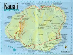 Printable Maps Printable Map Of Kauai Printable Maps