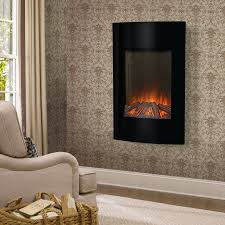 frigidaire monaco vertical wall mounted led electric fireplace
