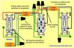 updated switch loop wiring diagram mechanical electrical