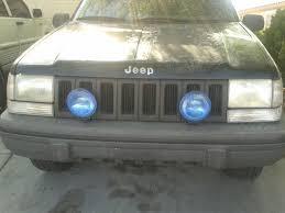 new oem 1997 2001 jeep cherokee fog light install kit installing fog lights jeep grand cherokee zj youtube