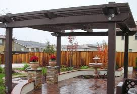 Pergola With Shade by Patio Lights On Patio Sets With Lovely Patio Shade Structures