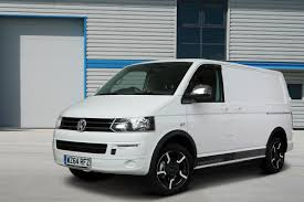 volkswagen van side vw launches 60th anniversary pack for transporter auto express