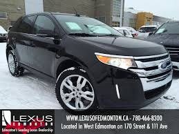 ford crossover black used black 2013 ford edge limited awd review penhold alberta