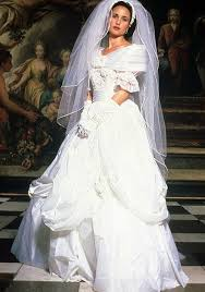 coming to america wedding dress 27 iconic wedding dresses that will give you all the