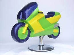 Chair Cycle The Motorcycle Kids Hair Salon Chair For Childrens Beauty Salons