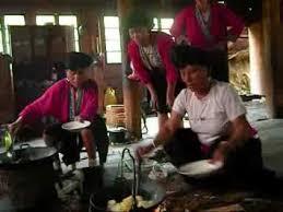 cuisine des femmes chine cuisine des femmes yao au yunnan