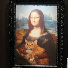 mona cat fat cat art exhibition is in singapore yqtravelling