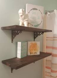 Wooden Shelf Diy by Best Diy Projects Diy Dining Room Open Shelving By The Wood Grain