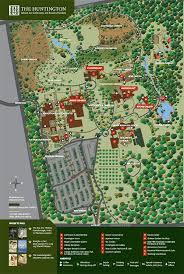 Botanical Gardens Huntington Map Of The Grounds