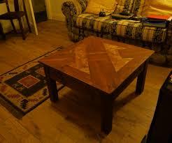 Pallet Furniture Side Table Pallets
