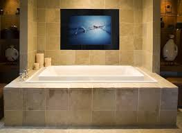 hidden tv solutions for the bathroom hide my tv
