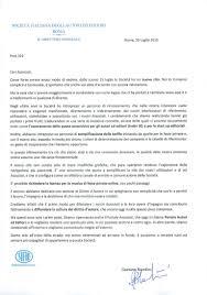 lettera del direttore generale siae agli associati