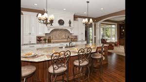 Kitchen With Islands Designs Amazing Kitchen Island Design With Stove And Sink Youtube