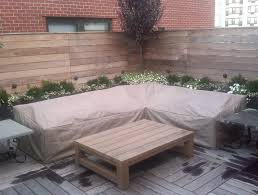 Diy Outdoor Sectional Sofa Outdoor Sectional Furniture Covers Home Design Ideas