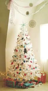 decoration ideas for white tree interior