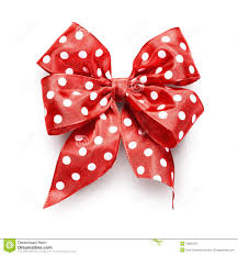 polka dot ribbon polka dot bow stock image image of creativity color 35662301