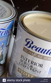 acrylic latex paint stock photo royalty free image 31108219 alamy