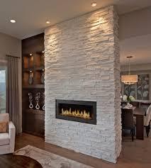 fireplace stone veneer rock home depot tiles lowes faux wall
