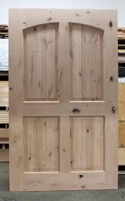 Knotty Alder Interior Door by Swiss Heritage Interior Doors Lincdor Llc