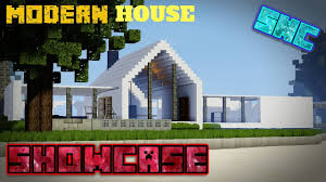 minecraft modern barn house conversion youtube