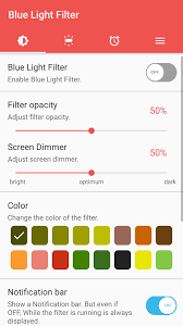 What Is The Color Of 2016 Sfilter Blue Light Filter Android Apps On Google Play