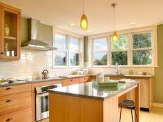 my sister u0027s new kitchen surprise it u0027s not white or subway tile