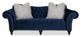navy sofa rooms