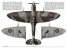 here is our supermarine spitfire mk ix raf camouflage color